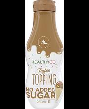 HealthyCo toffeekaste 250 ml