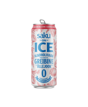 Saku On Ice alkoholivaba õlu Greip, 500 ml