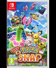 NSW mäng New Pokémon Snap