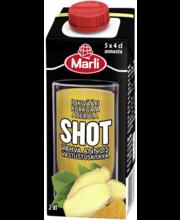Marli Shot ingveri-kollajuure-atseroolajook, 200 ml