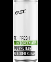 Fast Re-Fresh rohelise õuna maitseline, 330 ml