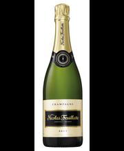 Nicolas Feuillatte Champagne Brut KPN kvaliteetvahuvein 12% 7...