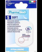 Haavapadi Soft Hypoallergenic 5  tk
