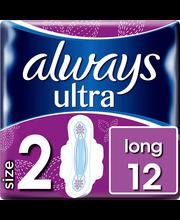 Always Ultra Long hügieeniside 12 tk