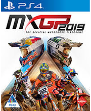 PS4 mäng MXGP 2019 - The Official Motocross Videogame