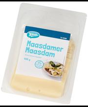 Maasdam juust, viilutatud, 400 g