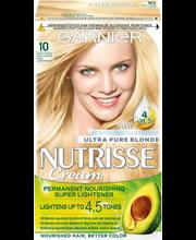 Juuksevärv Nutrisse 10 Ultra Pure Blonde