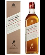 J.Walker BB Red Rye Whisky 700 ml