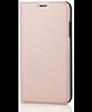 Wave'i BookCase-kaitseümbris telefonile iPhone XS Max, roosak...