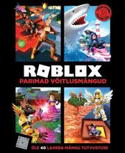Roblox. Parimat võitlusmängud