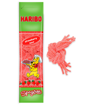 Haribo Spaghetti kummikommid 100 g