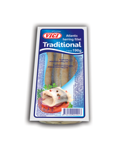 Heeringafilee, traditsiooniline õlita 190 g
