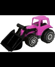 Plasto traktor 32 cm