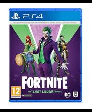 PS4 mäng Fortnite: The Last Laugh Bundle