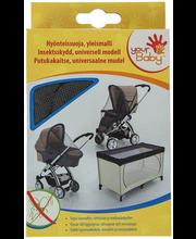 Universaalne putukakaitse lapsevankrile ja kärule