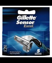 Varuterad Gillette Sensor Excel 5 tk
