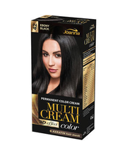 Juuksevärv Multi Cream Color 42 Ebony Black
