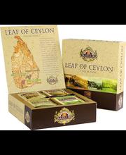 Taimetee Leaf of Ceylon 30 x 2 g, 10 x 1,5 g