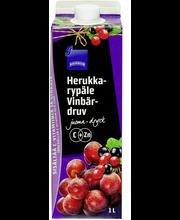 Rainbow sõstra-viinamarjajook 1L