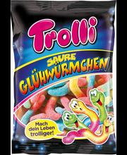 Trolli Sour Glowworms kummikommid 200 g