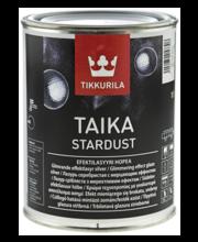 Efektlasuur TAIKA STARDUST 1L HOPEA (hõbe)