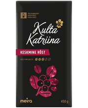Kulta Katriina presskannukohv, 450 g