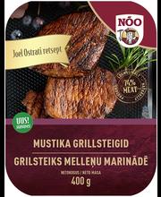 Mustika grillsteigid 400 g