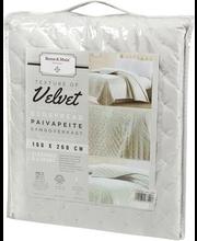Päevatekk Velvet 160x260 cm, hall