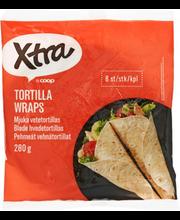 Tortilla Wrapid 280 g 8 tk.