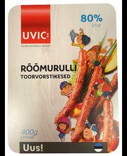 Rõõmurulli toorvorstikesed 400 g