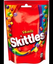 Skittles puuvilja dražeed 174 g