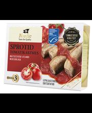 NORDIC Sprotid õlis tomatikastmes 100/70 g