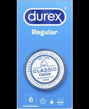 Kondoomid Durex Regular 6 tk