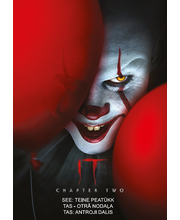 DVD See: teine peatükk / It: Chapter two