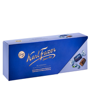 Karl Fazer piimašokolaadikompvekid mustikatrühvlitäidisega  2...