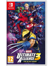 NSW mäng Marvel Ultimate Alliance 3: The Black Order -Akcja
