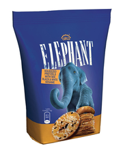 Elephant rõngik valgete ja mustade seesamiseemnetega 80 g