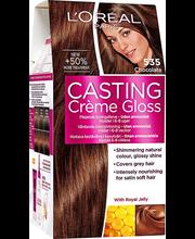 Juuksevärv casting cream gloss 535