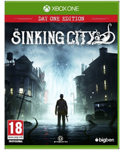 Xbox One mäng The Sinking City