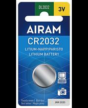 Patarei liitium CR20321BL