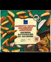 Juustuga kartulisektorid, 450 g