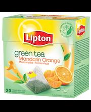 Roheline tee mandariin ja apelsin 20 x 1,8 g