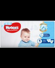 Huggies mähkmed Ultra Comfort 4 Boy, 8-14kg, 100 tk