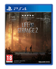 PS4 mäng Life is Strange 2