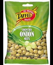 Taffel hapukoore- ja sibulamaitselised maapähklid 150 g