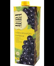 Aura viinamarjanektar, 1l