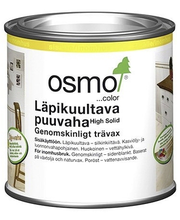 Osmo Color puiduvaha 3164 tamm 375 ml