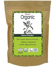 Juuksevärv Organic Henna Powder Brown 100g
