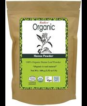 Juuksevärv Organic Henna Powder Brown 100g