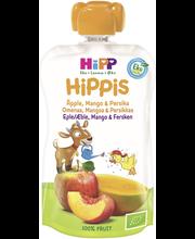 HIPP SMUUTI ÕUN-MANG-VIRS 100G 4K